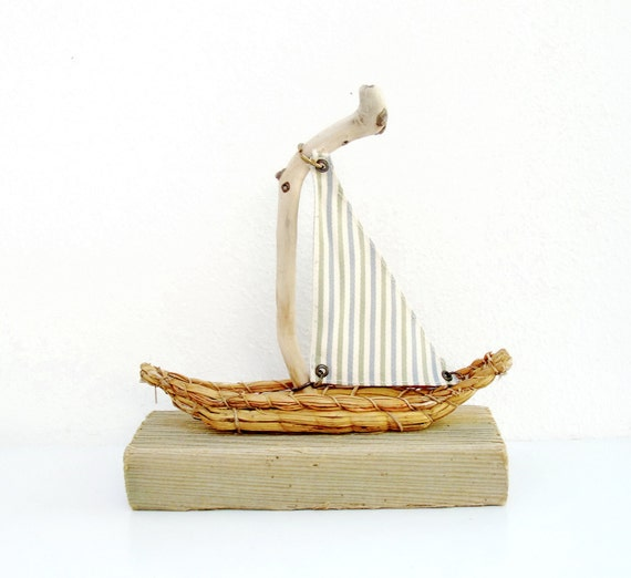 The Tortuga - Driftwood Boat