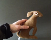 Baby Hare Adhara        Soft Sculpture