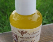 MANLY Pre-shave Oil - 4 oz