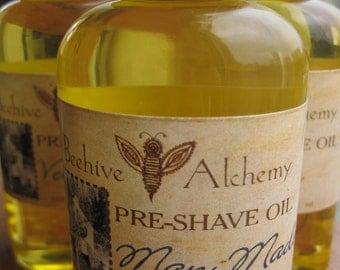 MAN MADE Pre-shave Oil - 4 oz