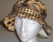 PATTERN - Men's Necktie Hat