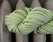 Super Bulky T-shirt Yarn, pale green