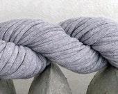 Super Bulky T-shirt Yarn, gray