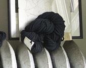 Bulky T-shirt Yarn, Black