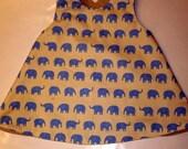 elephant apron size 3