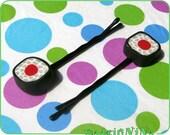 Sushi hairpins