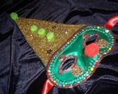Circus Clown - A Clearance Mask