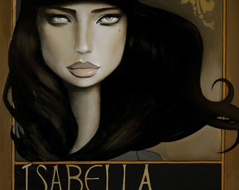 Isabella, The Mission