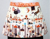 1001 Peeps Zipper/Key Clasp Vendor Apron