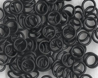 12 mm BLACK O RINGS