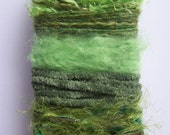 Tree Leaves Specialty Fiber Embellishment Bundle