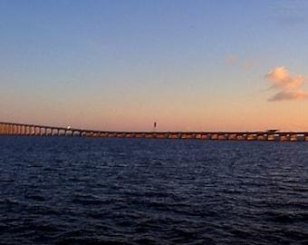 Panoramic Print - The Whole Bridge
