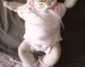 11 inch Newborn Doll, special order