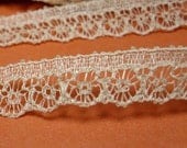 Lace trim, vintage style 4 yards