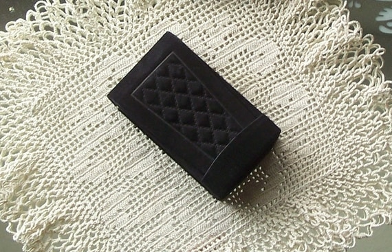 Vintage Leather Neiman Marcus Case made in West Germany Reserved for Becky