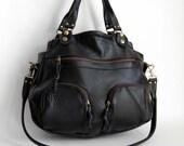 N E W  -  Shikotsu bag in black