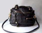 SALE - Okinawa bag in black