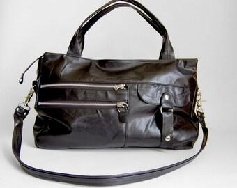 5 pocket Vigga bag in black