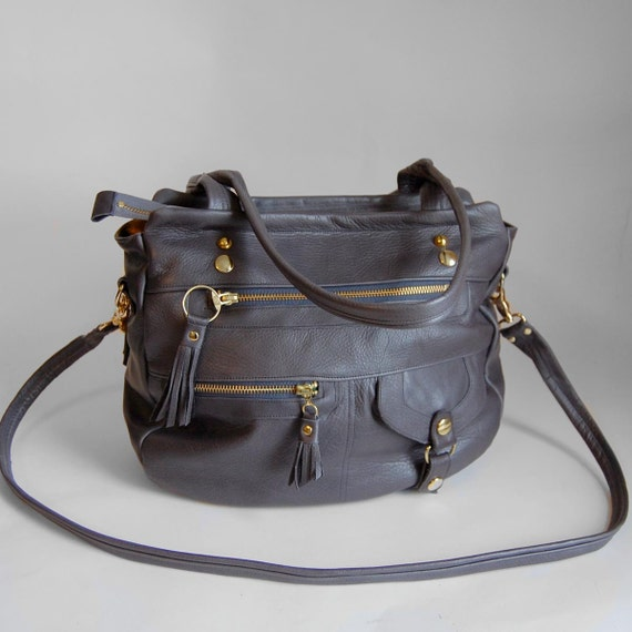 6 pocket Classic Okinawa bag in graphite