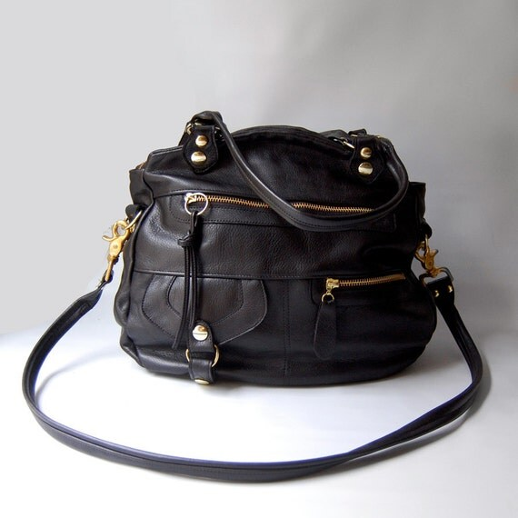 SALE - Okinawa bag in black