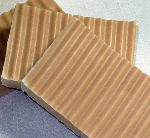 SALE - Ginger and Frankincense Goats Milk Soap - Great Unisex Scent