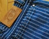 DENIM and LINES...vintage 80s skinny sergio valente jeans