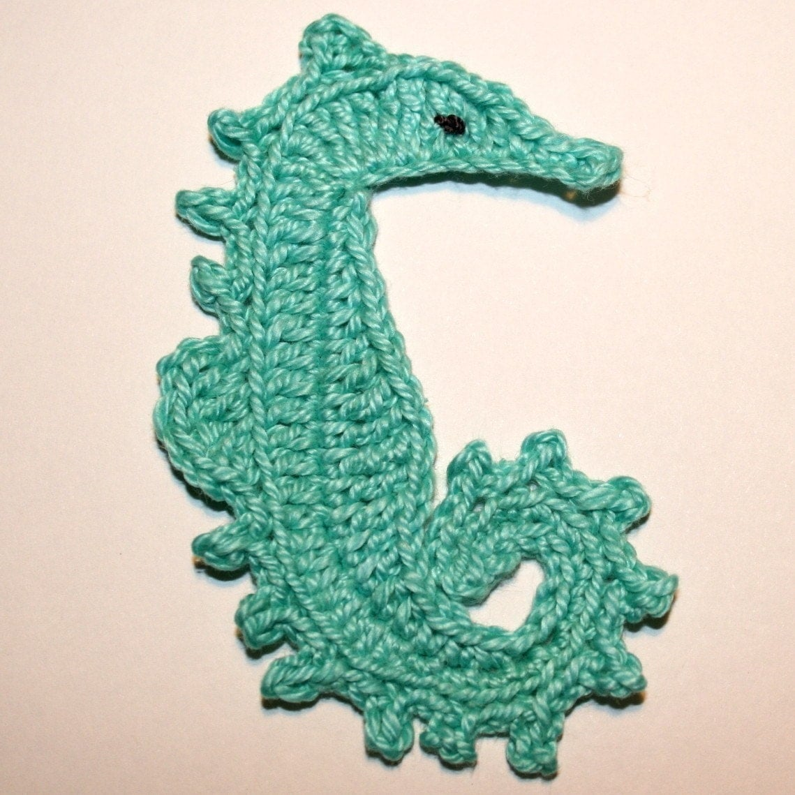 Pattern-Sea Horse Applique Pdf
