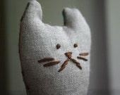 linen softie cat 2