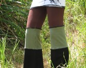 Womens Yoga Pants, Devi Pants With Skirt, petite and plus size available
