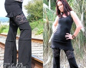 Lace Pants with Skirt Herban Devi