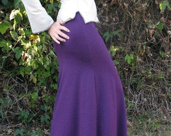 Solar Maxi Flare Skirt without Pockets