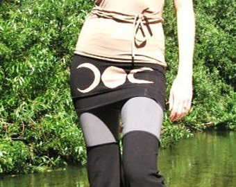 Women Yoga Pants,Womens pants,Yoga Pants,organic clothing,hula hoop,bellydance clothes,plus size,handmade,Herban Devi,sexy clothing