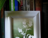 Lenten Rose No. 5 - Framed mini botanical print