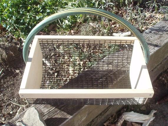 Garden Trug Gathering Basket