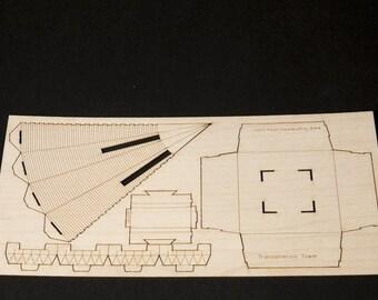 TransAmerica Tower Model Kit