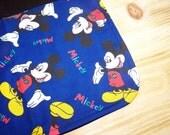 Mickey Mouse fabric, Vendor\/Half Apron