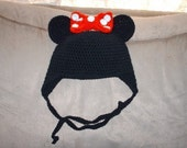 Baby\/Toddler Mousey Girl Hat