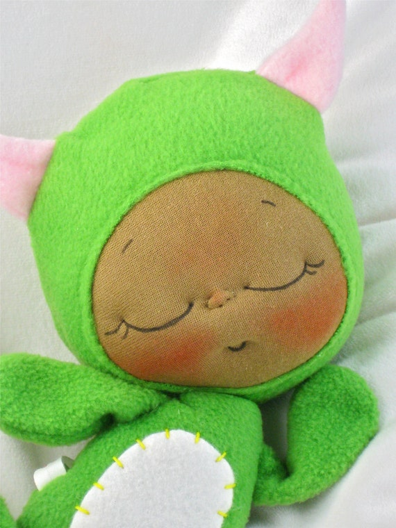 50% Off Sale Plush Monster Doll by BEBE BABIES