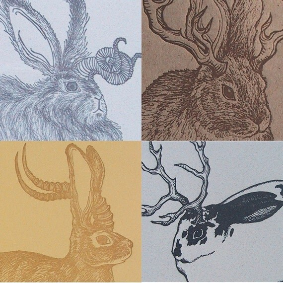 The Jackalope Pack No. 1
