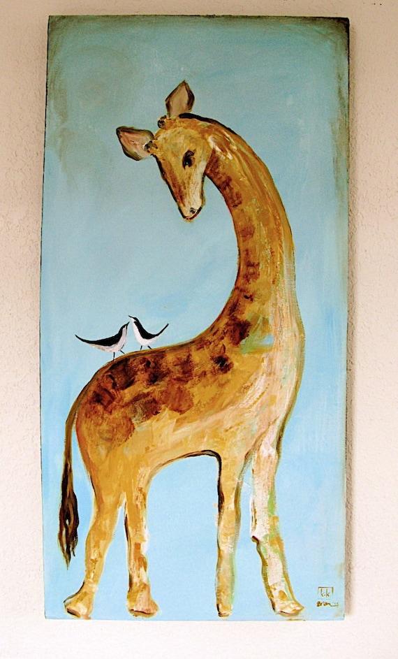 CARPOOL (LARGE Painting 36x18)