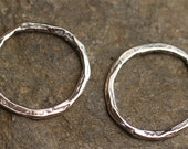 One Artisan Organic 19mm LINK in Sterling Silver -154s