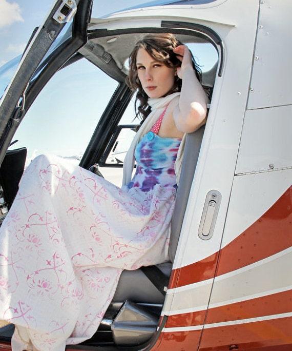 Brilliant Traveler Maxi Dress - Womens Large