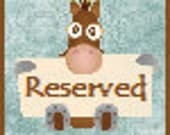 Reserved for Erin only