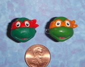 CUFFLINKS Teenage Mutant Ninja Turtles - choose any two for your set