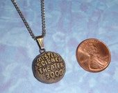 NECKLACE - Mystery Science Theatre 3000 planet - MST3K