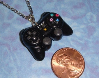 Playstation 3 ps3 ps2 controller necklace
