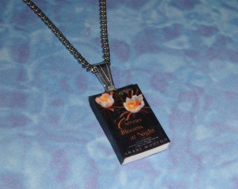 Book Necklace - choose any book or novel