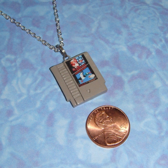 NECKLACE - Nintendo Game Cartridge - PICK ANY GAME