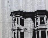 FREE SHIPPING - Dark City no7 - SAN FRANCISCO Edition