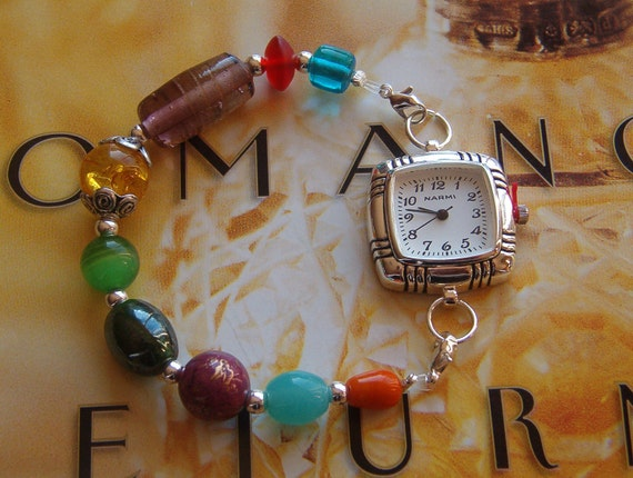 A Little Bit of This Interchangeable Bracelet Watch Band